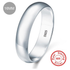 Zilveren Trouwring / Wedding Ring - Unisex - 925 Zilver - 3 mm - Maat 52 - Ring (sieraad)