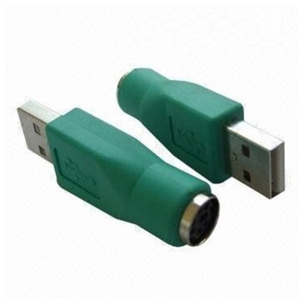 USB Poort voor PS2 - Toetsenbord en Muis Converter Adapter - Computerkabel