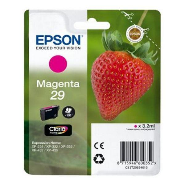 Originele inkt cartridge Epson C13T298340 Magenta