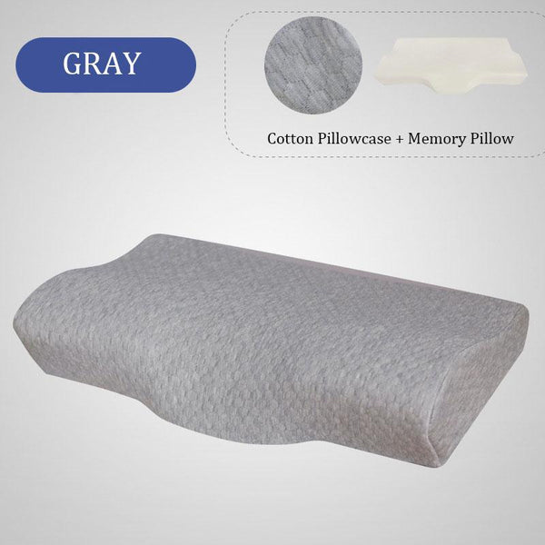 Decoratieve Hoofdkussens - X324 /Memory Pillow Neck Solft protection Slow