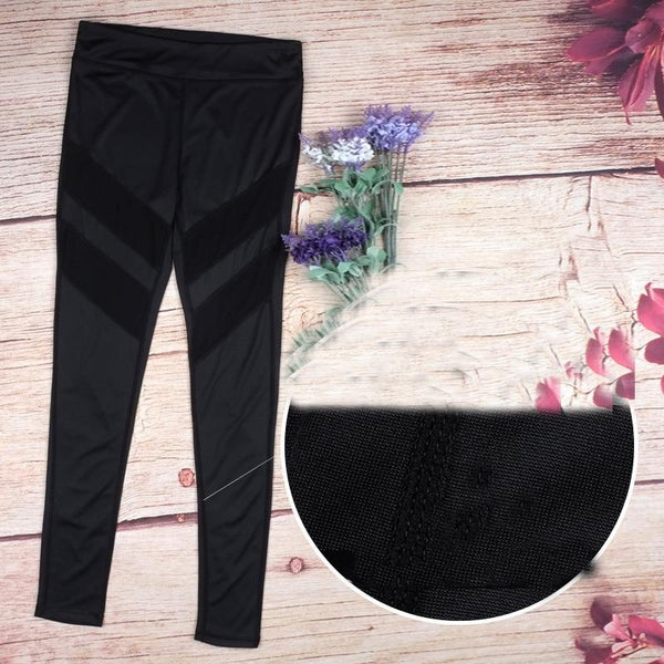 Heren Sportlegging X 342-Gym Leggings Fitness Vrouwelijke
