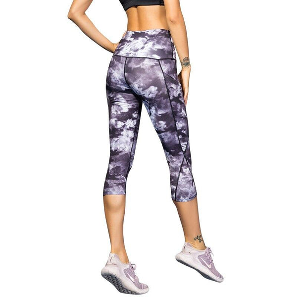 Heren Sportlegging X 424- Womens Yoga Broek 3/4 Hoge
