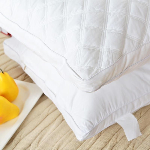 Decoratieve Hoofdkussens - X279 / High-quality filling Cotton Hotel pillow