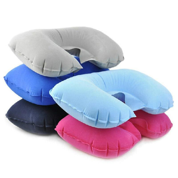 Decoratieve Hoofdkussens - X 427/Colorful Inflatable Travel Pillow