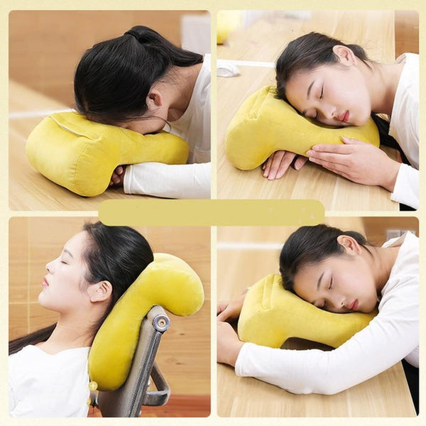 Decoratieve Hoofdkussens - X360 / Memory PP Cotton Office Noon Nap Pillow