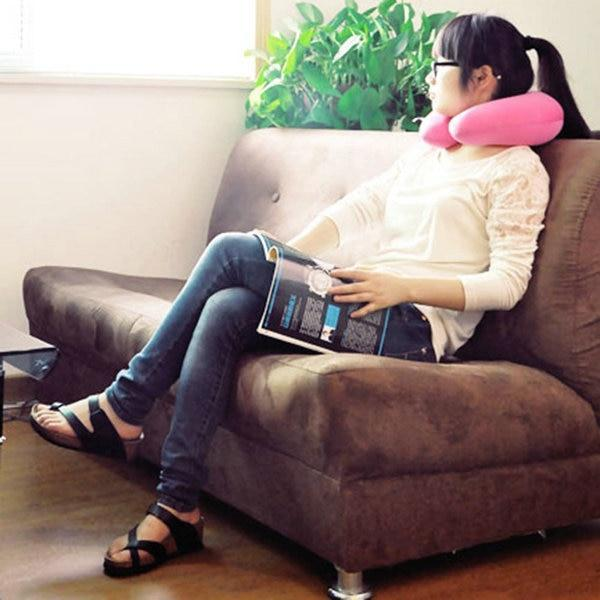 Decoratieve Hoofdkussens - X 454/New Inflatable Travel Pillow