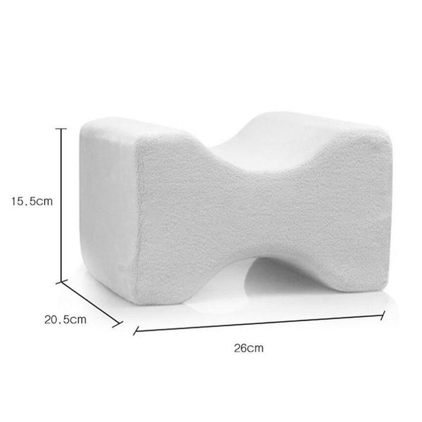 Decoratieve Hoofdkussens - X296 /Saver Memory Foam Knee Leg Massage Pillow