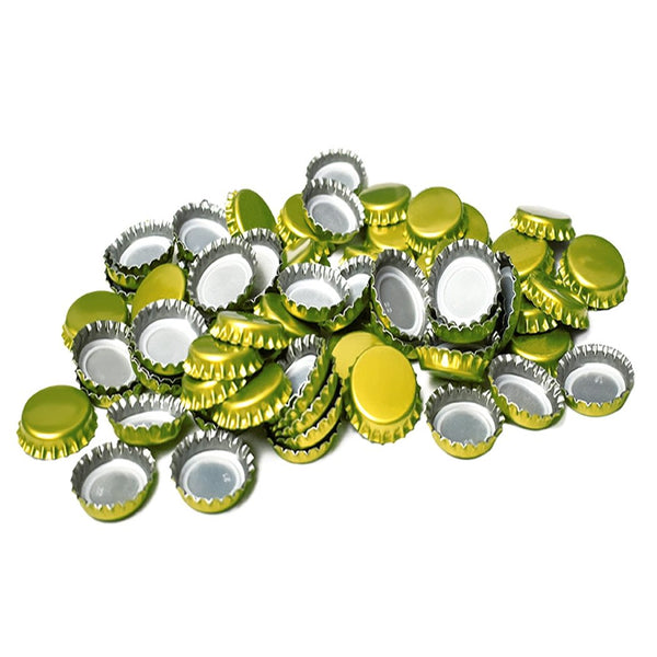 Wijnafsluiters - 31 (Bottle Caps-gold)