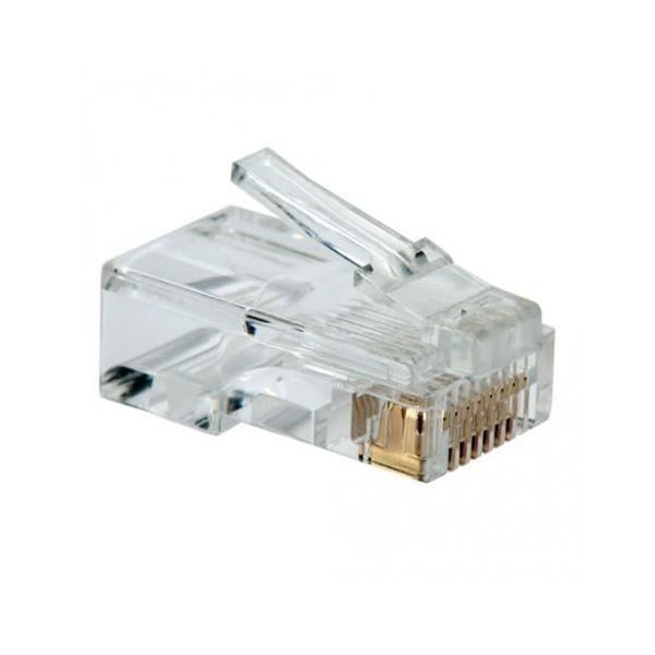 Connector RJ45 Categorie 5 UTP NANOCABLE 10.21.0102-50 50 pcs