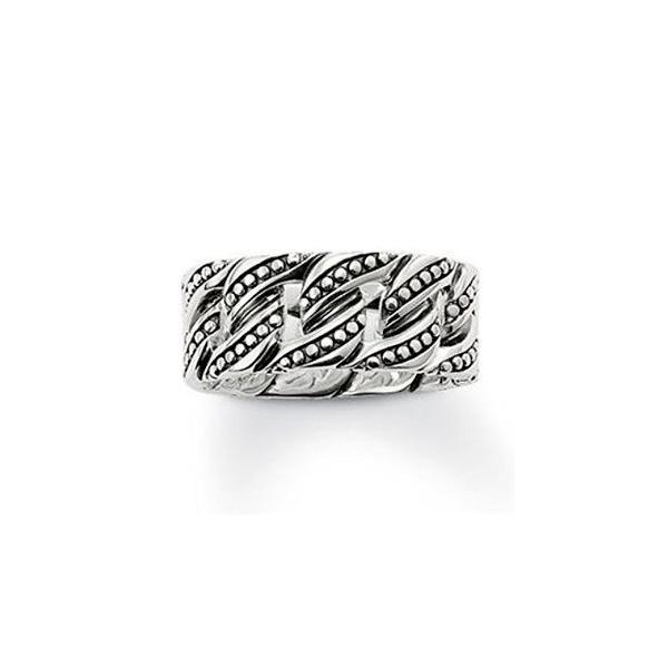 Ring Dames Thomas Sabo TR1931-001-12-52 (16,5 mm)