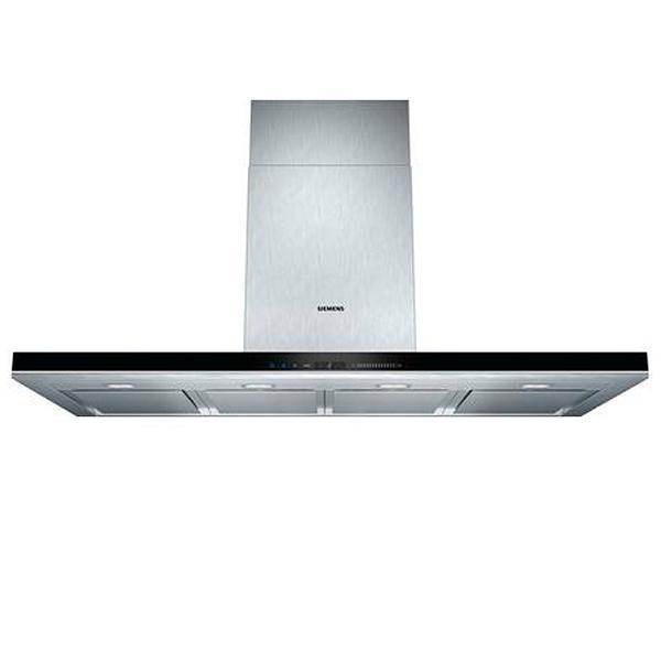 Conventionele Afzuigkap Siemens AG 160W 90cm 860 m³/h LED Staal