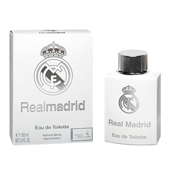 Herenparfum Real Madrid Sporting Brands EDT (100 ml)