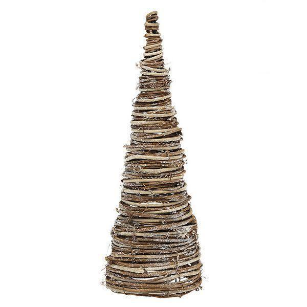 Kerstboom Christmas Planet 4021 38 cm Hout Bruin