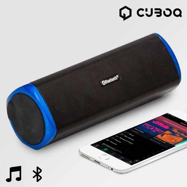CuboQ Power Bank Bluetooth Luidspreker
