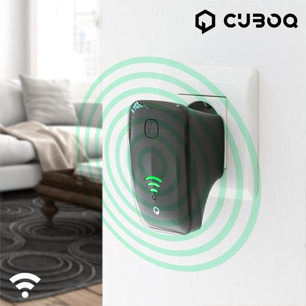 CuboQ Wifi Repeater 300 Mbps