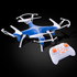 X13 Mini Quadcopter - Drone - 4 Kanalen - 6 Assen - RC - Helikopter - Blauw - Drone