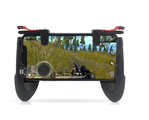Gamepad voor Mobiele Telefoon - Game Controller Shooter Trigger Fire Button voor IPhone - Phone Controller voor Knives Out Rules of Survival