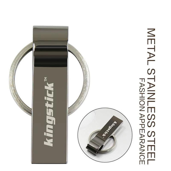 USB Flash Drive KINGSTIC 128 GB/64 GB/32 GB/16 GB/8 GB/4 GB - Usb-stick