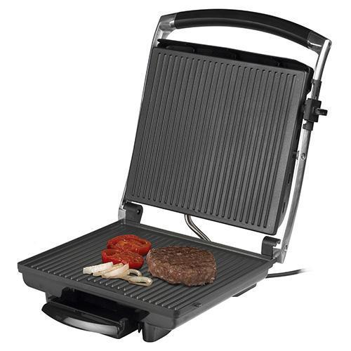 Contactgrillstand Tristar GR2848 2000W Staal