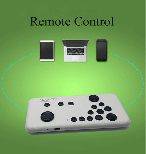 Wireless Bluetooth 3.0 Gamepad - MOCUTE 055 - Handheld Joystick voor Smartph - Controller