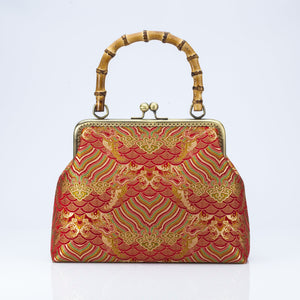 Traditional Brocade Bag - jindesignsuk