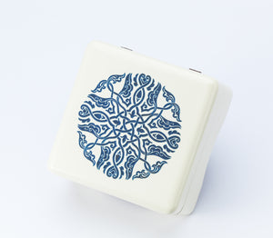 Jewellery Box :Polyester Lacquer Surface and Laser Picture