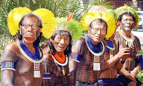 Ambil Witoto tribe
