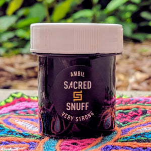 Sacred Snuff Ambil Paste Very Strong