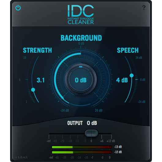 Audionamix release IDC Instant Dialogue Cleaner