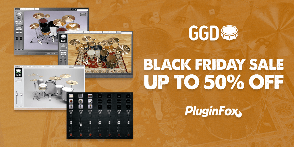 GGD Black Friday Sale