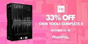 Ina GRM Complete II Sale - October 13-18