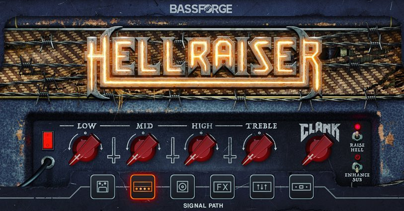 Joey Sturgis shows first teaser of Bassforge!
