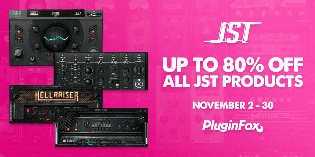 JST November Sale - Nov 2-30
