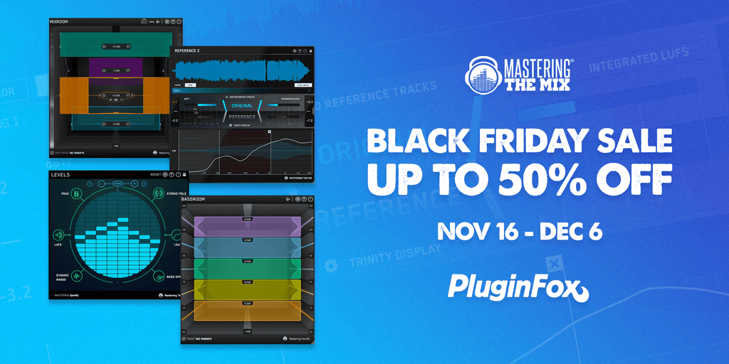 Mastering the Mix Black Friday Sale