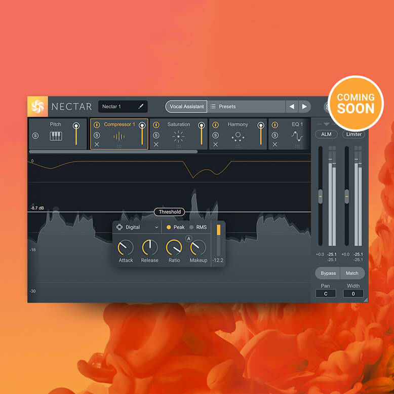 iZotope Nectar 3 and Music Production Suite 2 now available!