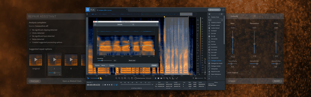 iZotope release RX7, Insight 2, and Post-Production Suite 3