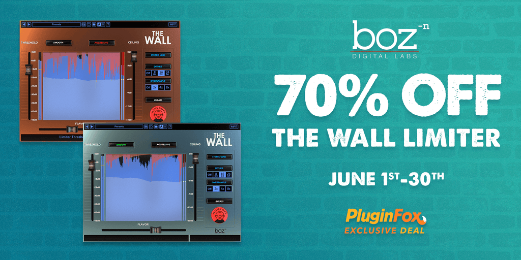 Boz Digital Labs Exclusive Sale - June 1-30
