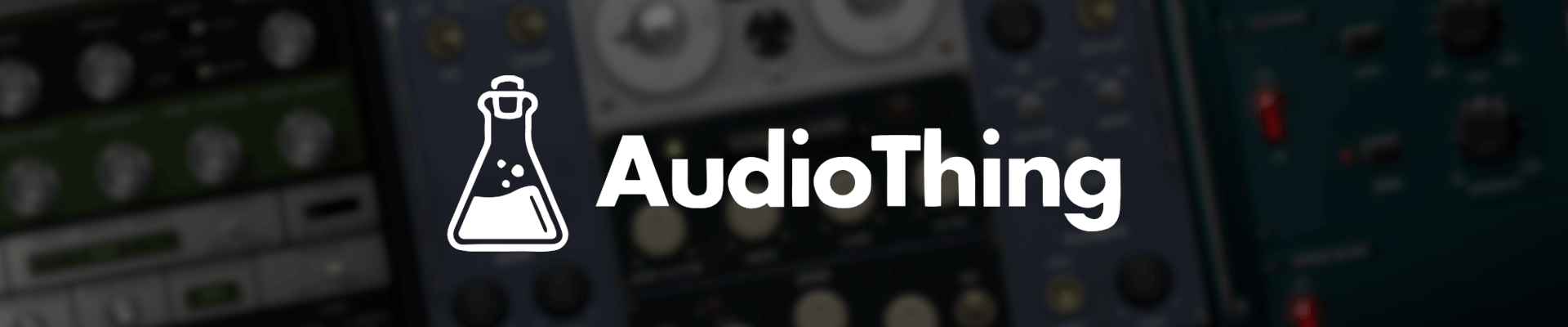 AudioThing Banner