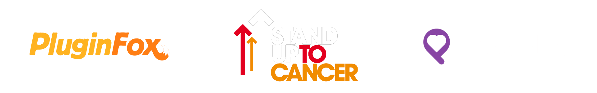 PluginFox Stand Up To Cancer Banner