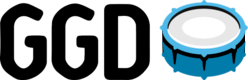 GGD GetGood Drums Logo