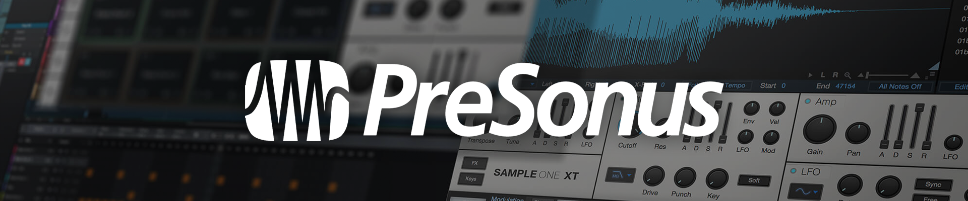 It's All About PreSonus - High-Performance + Affordability - GAK BLOG