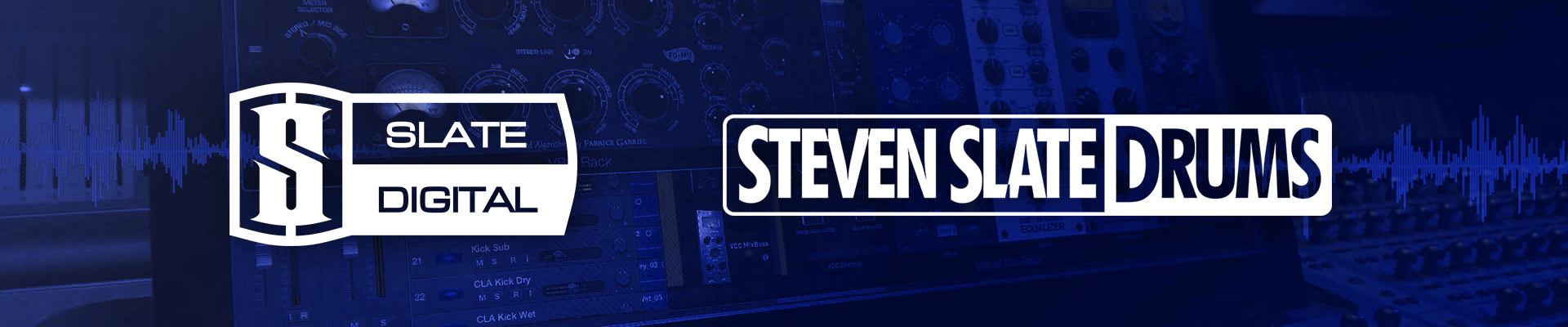 Slate Digital + Steven Slate Drums