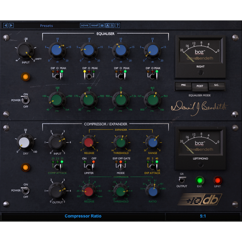 Boz Digital Labs +10dB Bundle Plugins PluginFox