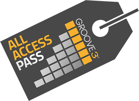 Groove3 All Access Pass [1 Year + 3 Months FREE] Tutorials PluginFox