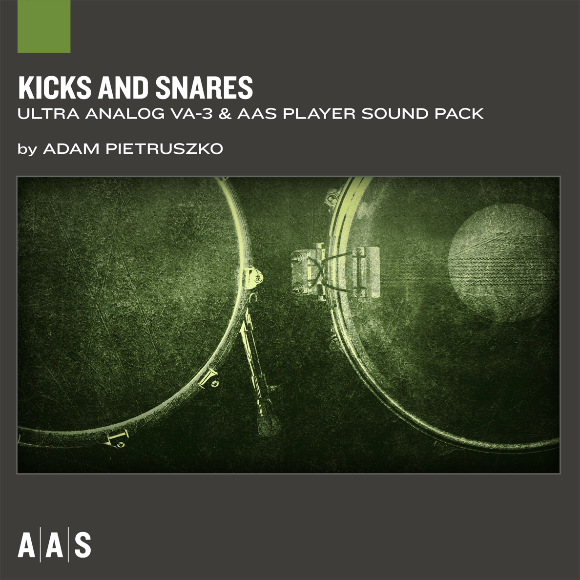 AAS Sound Packs: Kicks and Snares