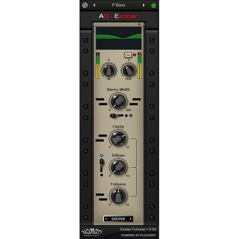 Nomad Factory AS - Exciter Plugins PluginFox