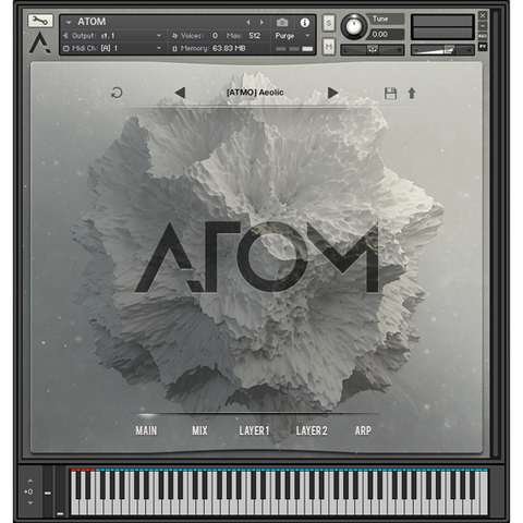 Audiomodern ATOM V2 Kontakt Libraries PluginFox