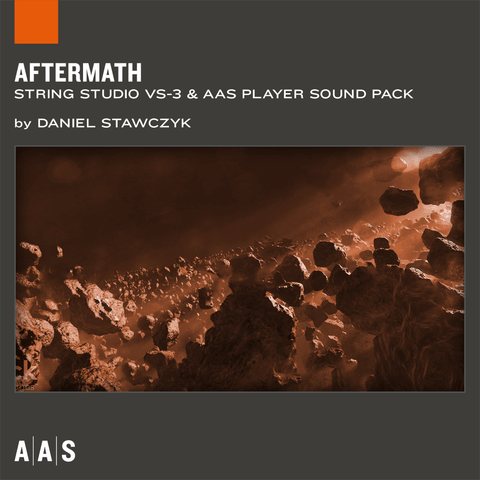 AAS Sound Packs: Aftermath AAS Sound Packs PluginFox