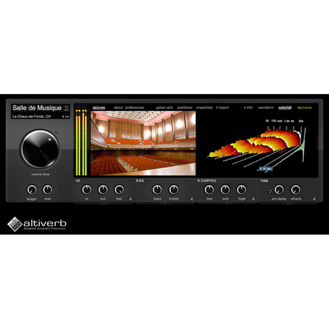 Audio Ease Altiverb 7 Regular Plugins PluginFox