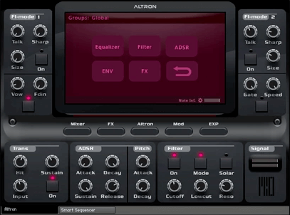 Beyron Audio Altron